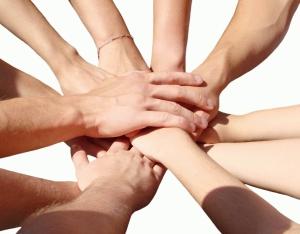 Volunteer to reduce stress